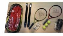 Комплект за тенис на корт rucanor set empire